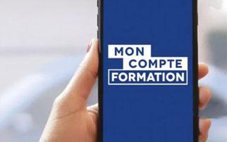 Une application mobile pour gérer votre CPF