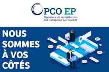 Des mesures exceptionnelles pour former avec l'OPCO EP