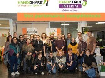 Connaissez-vous le Groupe Handishare, vos partenaires compétences ?