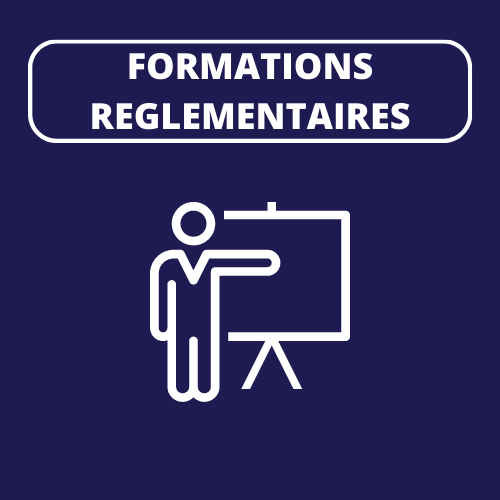 formations règlementaires