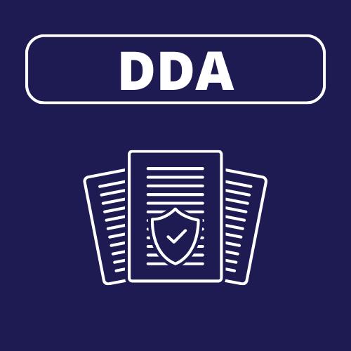 formation dda