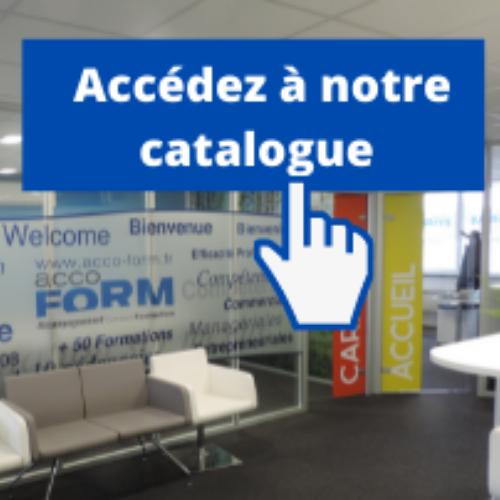 Accès catalogue ACCOFORM